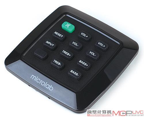 麦博fc361w无线2.1声道音箱赏析